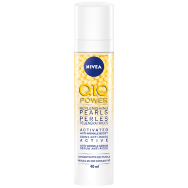 Nivea Q10plus Anti-Wrinkle Replenishing Serum Pearls