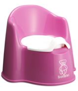 BabyBjorn Potty Chair Pink