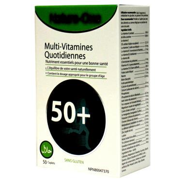 Natura-One Daily Multi-Vitamin 50+