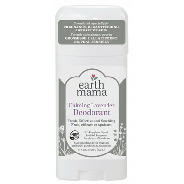 Earth Mama Calming Lavender Deodorant