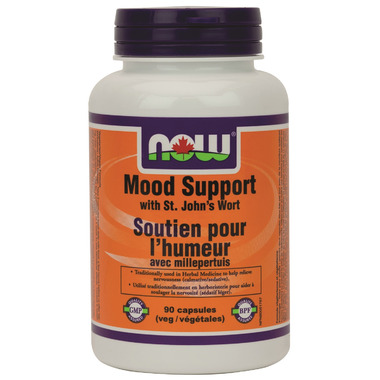 NOW Foods Mood Support with St. John\'s Wort