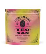 TEONAN Curcumama Boisson instantanée au curcuma avec champignons + probiotiques