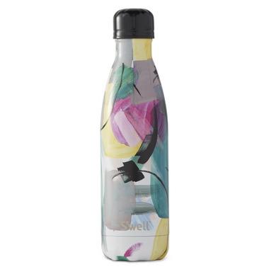 S\'well Stainless Steel Water Bottle Brush Strokes