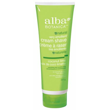 Alba Botanica Natural Very Emollient Cream Shave