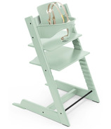 Stokke Tripp Trapp Chair & Baby Set Soft Mint