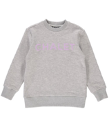 BIRDZ Children & Co. Gray Chalet Sweatshirt