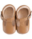 Aston Baby Shaughnessy Shoe Tan
