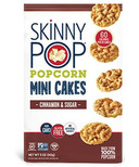 Skinny Pop Cinnamon & Sugar Mini Cakes