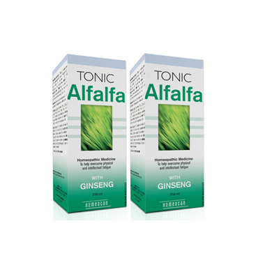 Homeocan Alfalfa Tonic with Ginseng