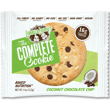 Lenny & Larry\'s Complete Cookie Coconut Chocolate Chip