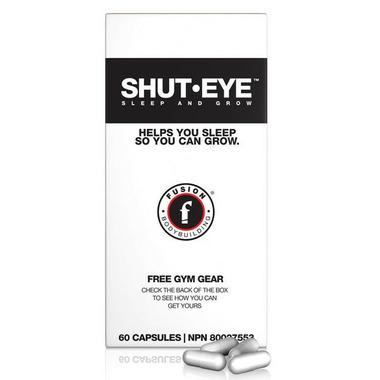 Fusion Bodybuilding Shut-Eye