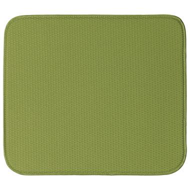 Envision Home Dish Drying Mat Peridot