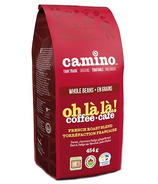 Camino Organic Oh La La French Roast Blend Whole Bean Coffee