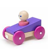 Tegu Magnetic Racers Purple Racer