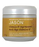 Jason Vitamin E Age Renewal Pure Natural Moisturizing Creme