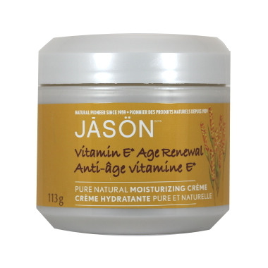 Jason Vitamin E Age Renewal Pure Natural Moisturizing Creme