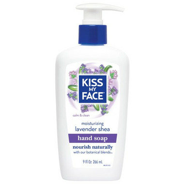 Kiss My Face Moisturizing Hand Soap