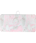Play with Pieces Bath Kneeler Pink Marble