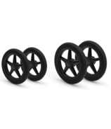 Bugaboo Donkey Foam Wheels Replacement Set Black