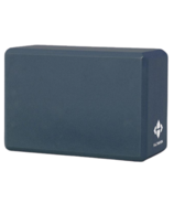 Halfmoon 4 Inch Foam Yoga Block Ink
