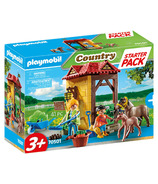Playmobil Starter Pack Horse Farm