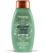 Aveeno Fresh Greens Blend 2-In-1 Shampoo + Conditioner