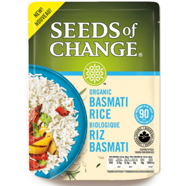 Seeds of Change Organic Basmati Rice