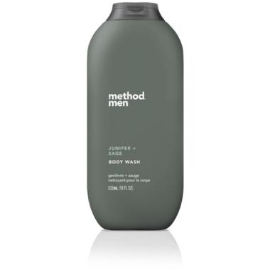 Method Men Body Wash Juniper + Sage