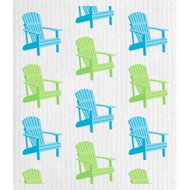 Wet-It Swedish Cloth Muskoka Chairs