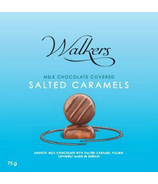Walker's Chocolates Milk Chocolate Salted Caramels