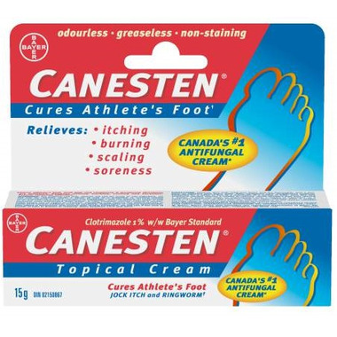 Canesten Antifungal Cream Small Tube