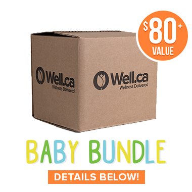 Baby Bundle by Well.ca