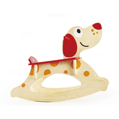 Hape Toys Rock-A-Long Puppy Ride On