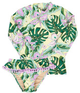 Shade Critters Rashguard Set Tropical Oasis