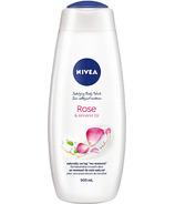Nivea Care & Roses Body Wash