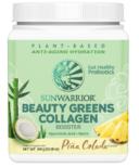 Sunwarrior Beauty Greens Collagen Booster Pina Colada