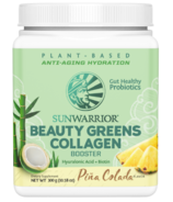 Sunwarrior Beauty Greens Collagen Booster Pina Colada