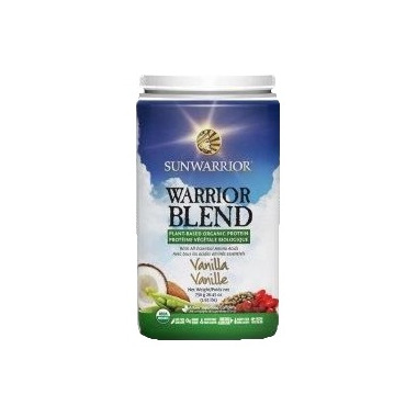 buy sunwarrior warrior protein blend vanilla at well.ca | free