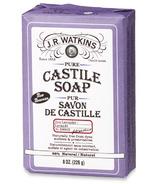 J.R. Watkins Lavender Castile Bar Soap