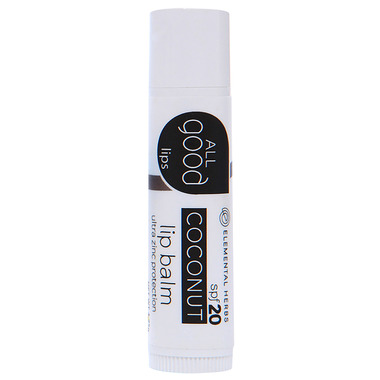 All Good Coconut Lip Balm SPF20
