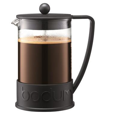 Bodum Brazil French Press Coffee Maker Black