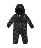 Appaman Light Weight Snowsuit Silver Hearts