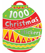 Make Believe Ideas 1000 Christmas Sticker Activity Book