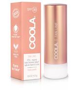 COOLA Liplux Tinted Lip Balm SPF 30 Tan Line