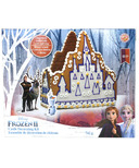 Disney Gingerbread Frozen 2 Castle Decorating Kit