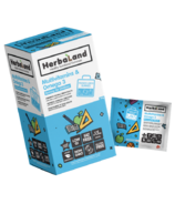 Herbaland Multivitamins & Omega-3 Lunch Box Gummies for Kids