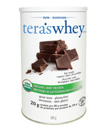 Tera's Whey Fair Trade Organic Dark Chocolate Whey Protein