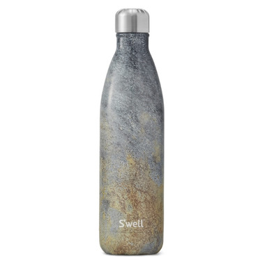 S\'well Stainless Steel Water Bottle Golden Fury