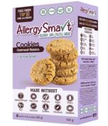 Allergy Smart Cookie Oatmeal Raisin