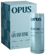 OPUS Alcohol-Free Gin & Tonic